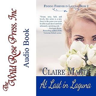 At Last in Laguna audiobook cover art