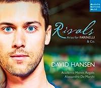 Rivals: Arias for Farinelli by David Hansen