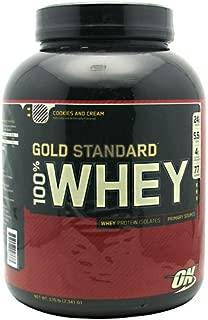 Optimum Nutrition 100% Whey Gold Cookies & Cream 5lb