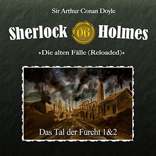 Das Tal der Furcht Audiobook By Arthur Conan Doyle cover art