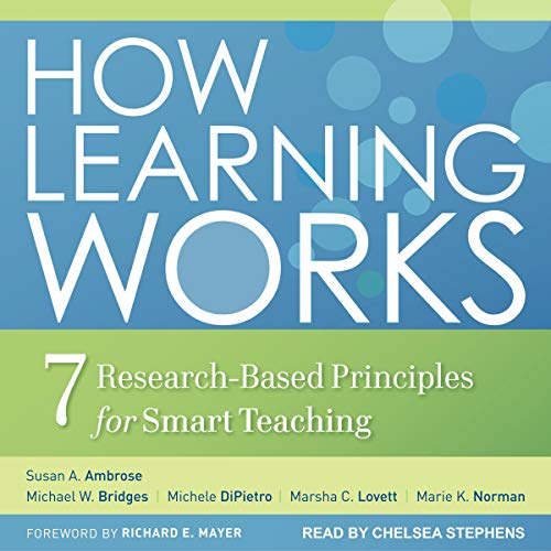 How Learning Works cover art