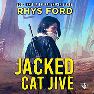 Jacked Cat Jive audiobook cover art