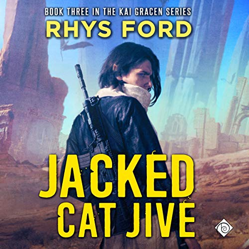 Page de couverture de Jacked Cat Jive