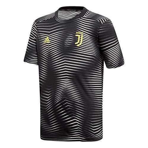 adidas Juventus Turin Pre-Match Shirt Zwart/Wit 176