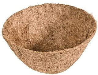 Living Accents Coco Fiber Basket Liner Brown