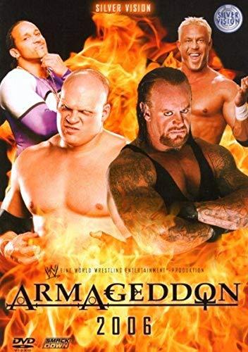 WWE - Armageddon 2006 [Alemania] [DVD]