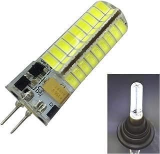LED Lämpchen warmweiß mit Gewinde E10  10 Stück-Packung  9-24V