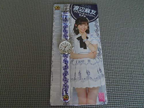 TIMEX タイメックス 渡辺麻友 まゆゆ インディグロナイトライト 腕時計 ラブラドール レトリバー モデル AKB48 10周年記念