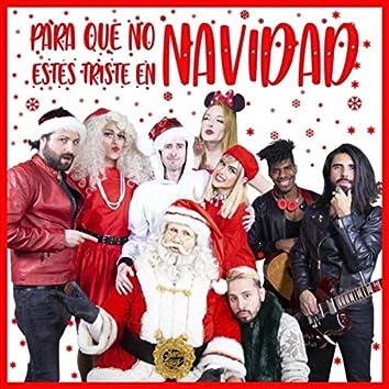 Para Que No Estés Triste en Navidad (feat. Miky Mendozza)