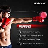 Zoom IMG-1 sgodde reflex boxing ball pallina