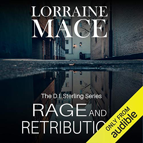 Rage and Retribution audiobook cover art