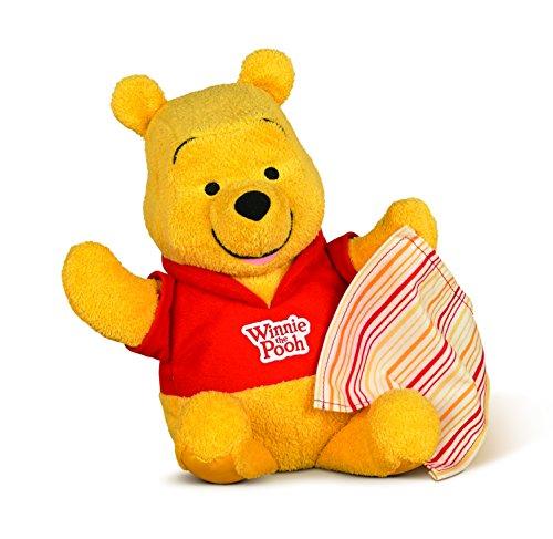 Tomy Winnie l'Ourson - T72233 - Peluche et Doudou - Balance Toi avec Winnie l'Ourson