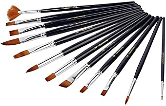 HOME BUY Artist Painting Brushes Set of 12