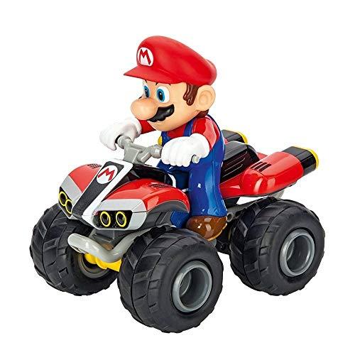 Carrera 9003150864745 STADLBAUER MARK RC MARIO KART 8 Mario Quad