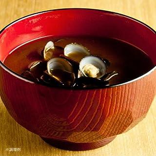 宍道湖産大和しじみ 即席 赤だし お味噌汁<レトルト・15食・調味みそ>(CA15)