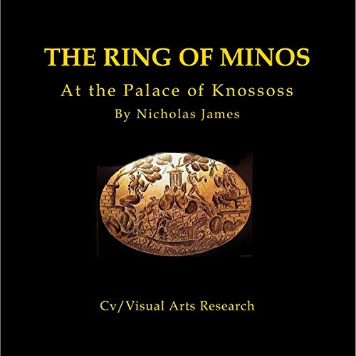 The Ring of Minos audiobook cover art