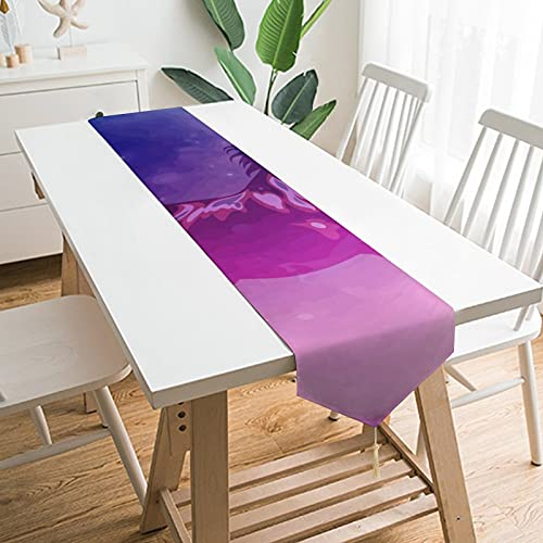 by Unbranded 90' x 13' Table Runners, Universe Galaxy Horse Cosmos Milky Way Horse Constellation Pegasus, Table Decoration for Wedding, Table Linen Layout, Decorations Outdoor Picnics Dining Table