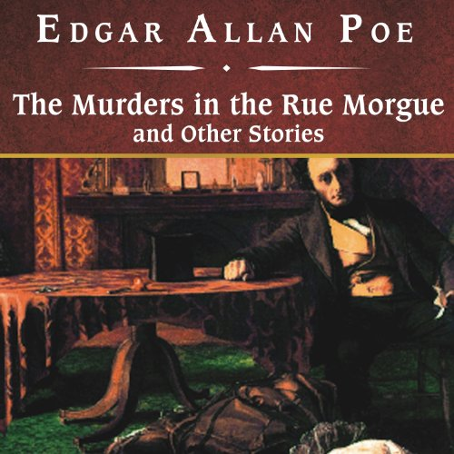 Murders in the Rue Morgue & Other Stories cover art