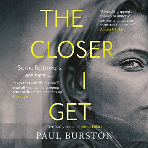The Closer I Get audiobook cover art