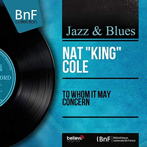 """Nat """"King"""" Cole feat. Nelson Riddle & His Orchestra"""