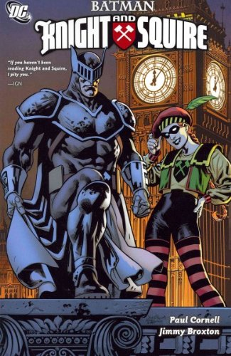 (Batman: Knight and Squire) By Cornell, Paul (Author) Paperback on (07 , 2011)