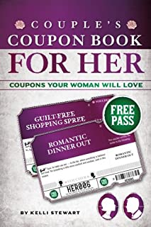 Couple's Coupon Book for Her: Coupons Your Woman Will Love!