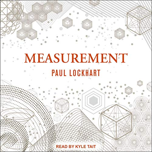 Measurement audiobook cover art