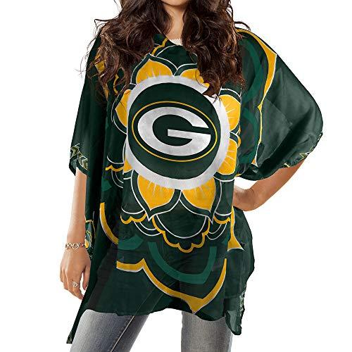 NFL Green Bay Packers Caftan