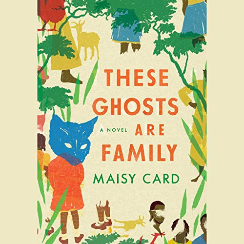 These Ghosts Are Family cover art