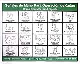 Crane Operator Hand Signal Chart (Spanish)