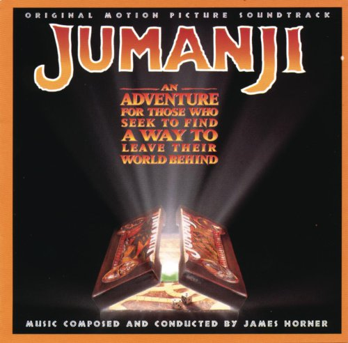 JUMANJI ORIGINAL MOTION PICTURE SOUNDTRACK