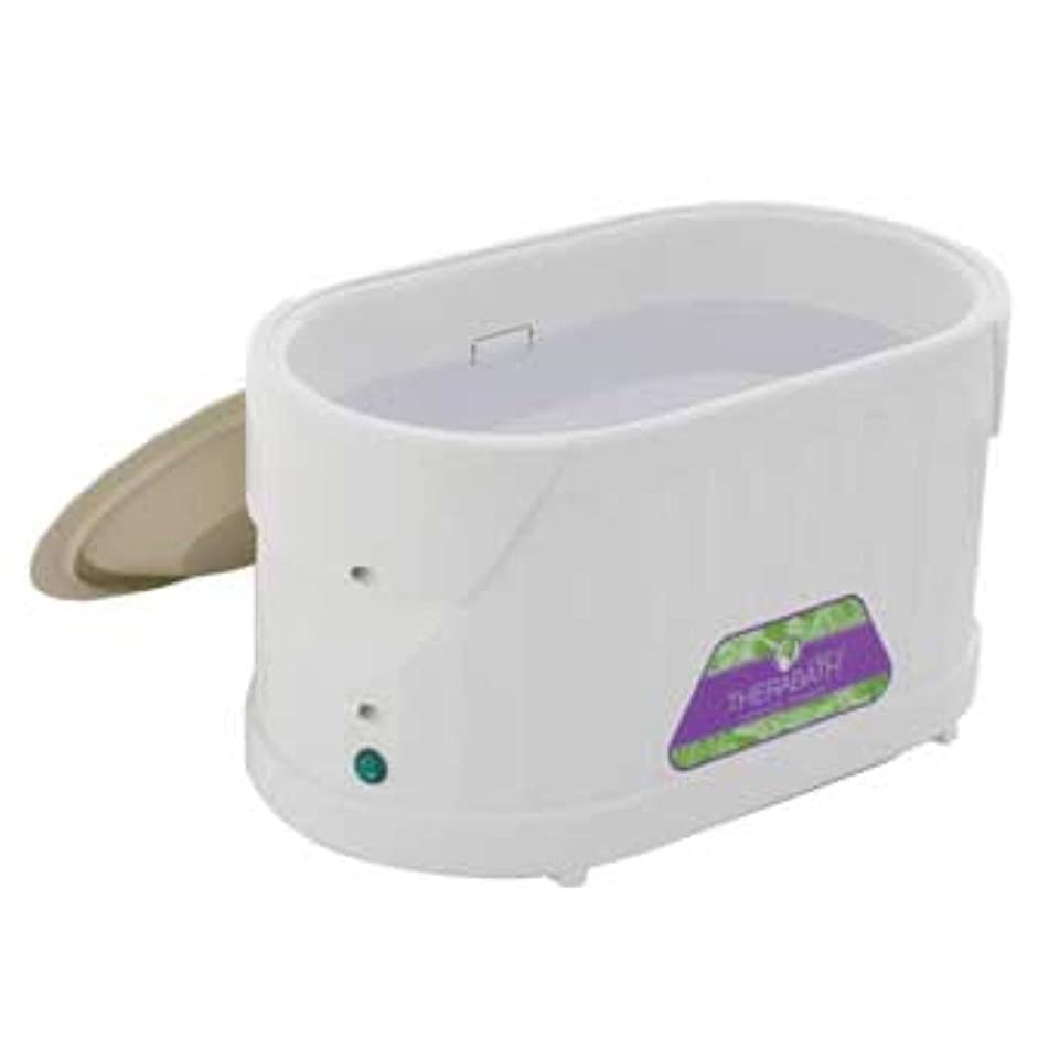 Therabath Professional Thermotherapy Paraffin Bath - Arthritis Treatment Relieves Muscle Stiffness - For Hands, Feet, Face and Body - 6 lbs of Paraffin Wax (Apple Spice)