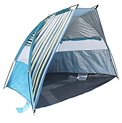 Tex-sport Calypso Canopy Baby Tent for Beach - Best Baby Beach Tent