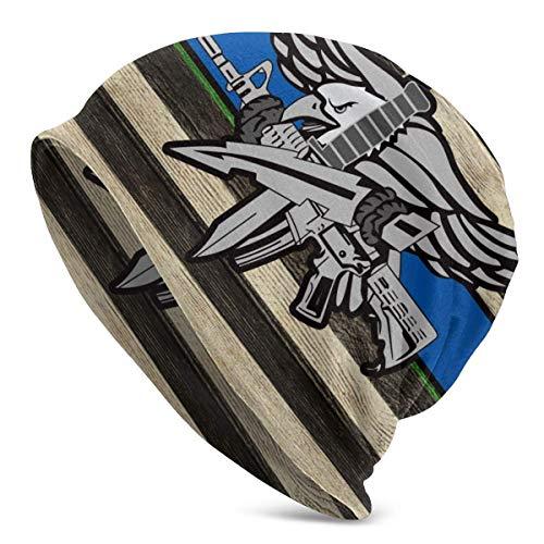 Bikofhd Police Swat - Gorro con diseño de calavera