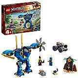 LEGO®-Robot Eléctrico de Jay Ninjago Legacy Juego de construcción, Multicolor 71740