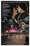 MBPOSTERS Dune (1984) D.Lynch Movie Poster, Plakat Print