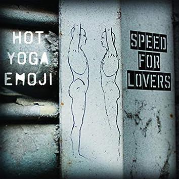 Hot Yoga Emoji!