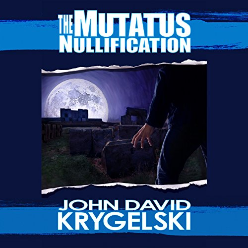 The Mutatus Nullification audiobook cover art