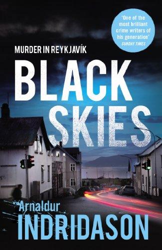 Black Skies (Reykjavik Murder Mysteries Book 8) (English Edition)