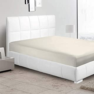 400 Thread Count 100 Percent Cotton Fitted Sheet Cal-King...