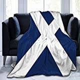 Xukmefat Flag of Tenerife Soft and Warm Sofa Bed Throws Blanket
