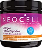 NeoCell Collagen Protein Peptides, Mandarin Orange Flavored – 15.6 Ounces Tub (Package May Vary)