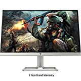 HP 22-inch (55.8 cm) Ultra-Slim LED Backlit Gaming Monitor - 16:9 FHD, Micro-Edge