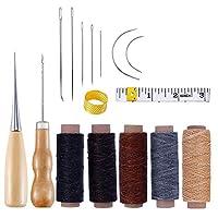 革縫製ツールDIYレザークラフトツール手縫いステッチツール初心者革縫製作業作業作業プロジェクト