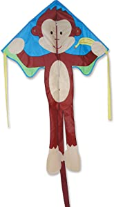 Large Easy Flyer Kite - Mikey Monkey