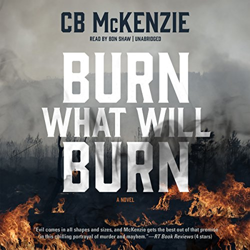 Burn What Will Burn cover art