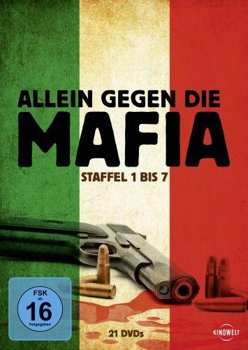 Allein gegen die Mafia - Staffel 1-7 (21 Discs)