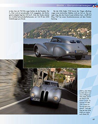 BMW – die schönsten Modelle: 100 Jahre Design und Technik - 7