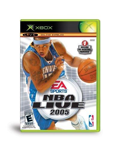 NBA Live 2005 - Xbox (Renewed)
