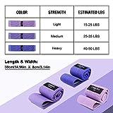 Zoom IMG-2 omeril fasce elastiche fitness set